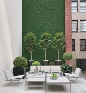 Topiary Wall Matt